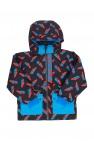 Stella McCartney Kids Ski jacket with logo