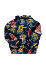 Stella McCartney Kids Jacket with detachable hood