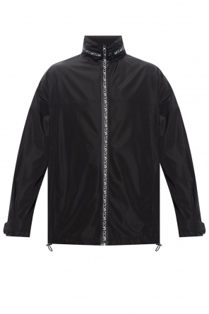 Track jacket with logo od McQ Alexander McQueen