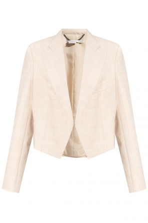 Blazer with notch lapels od Stella McCartney