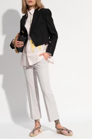 Cropped blazer od Stella McCartney