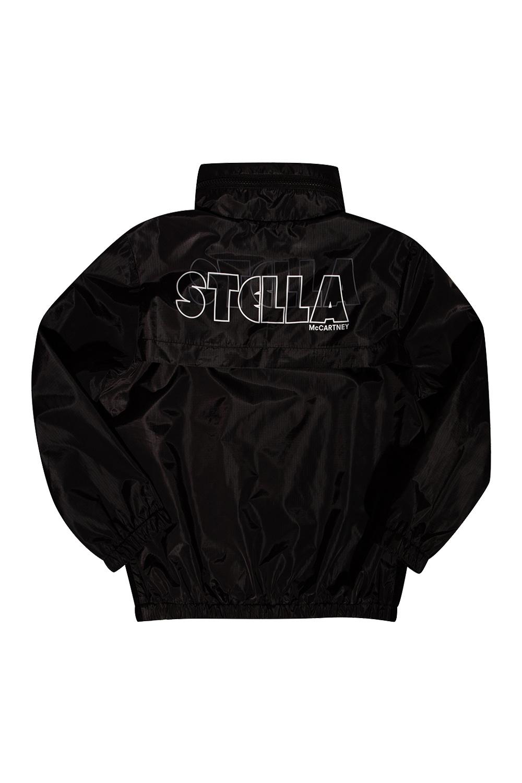 Stella McCartney Kids Kurtka z logo