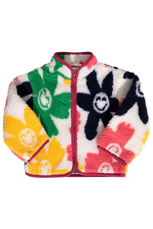 Stella McCartney Kids Faux fur jacket