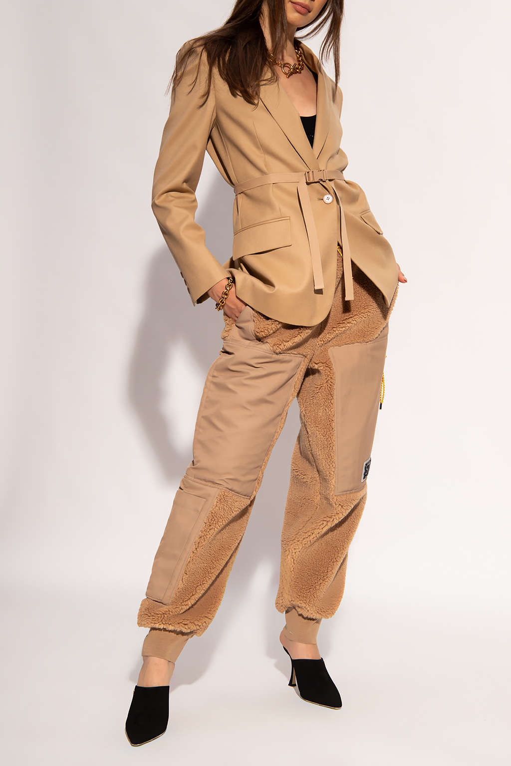 Stella McCartney Blazer with belt