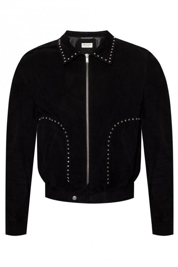 Saint Laurent Suede jacket