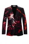 Alexander McQueen Printed blazer
