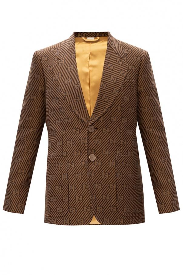 Gucci Logo blazer