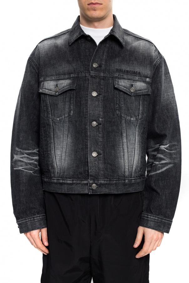 Denim jacket od Balenciaga