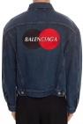 Balenciaga 大号牛仔夹克