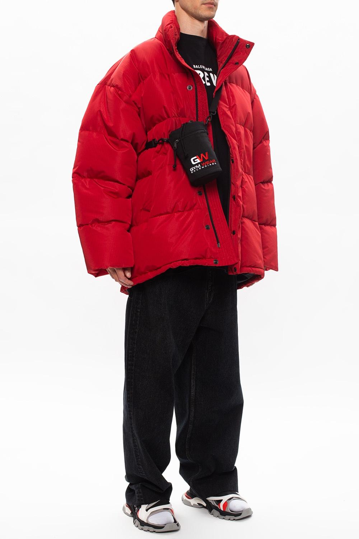 Balenciaga Checked down jacket