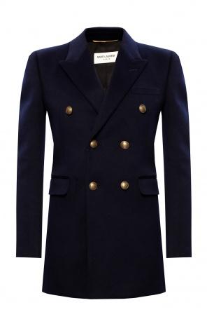 Jacket with buttons od Saint Laurent