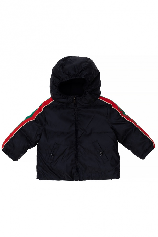 Gucci Kids Jacket with detachable length