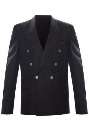 Double-breasted blazer od Bottega Veneta