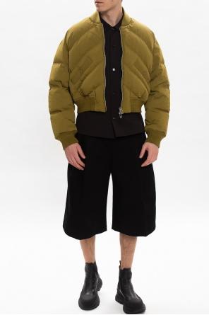 Down bomber jacket od Bottega Veneta