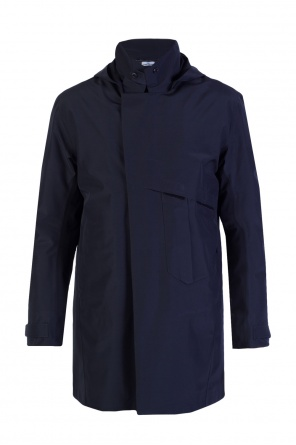 Detachable hood jacket od Stone Island