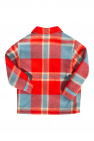 Gucci Kids Checked jacket