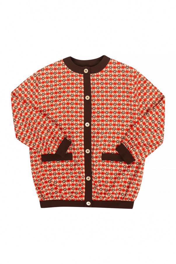 Gucci Kids Patterned jacket