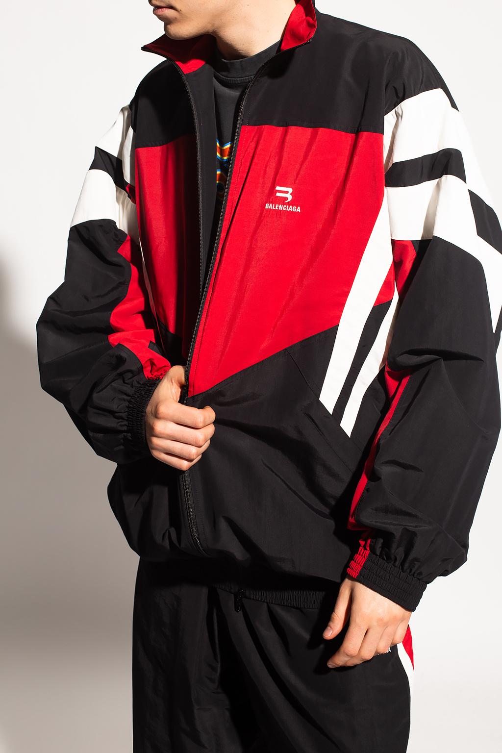 Balenciaga Jacket with logo
