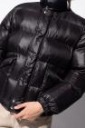 Alexander McQueen Pikowana kurtka