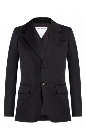 Wool blazer od Bottega Veneta