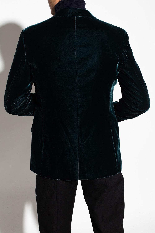 Bottega Veneta 丝绒夹克
