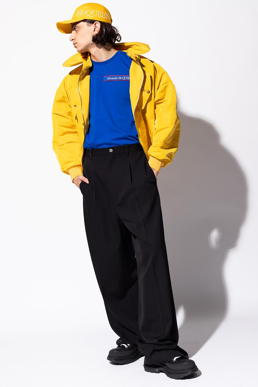 Alexander McQueen Jacket with pockets