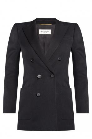 Wool blazer od Saint Laurent