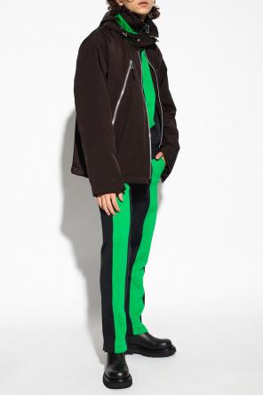 Jacket with pockets od Bottega Veneta