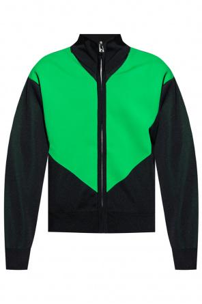 Sweatshirt with band collar od Bottega Veneta