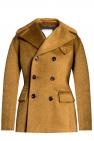 Bottega Veneta Dwurzędowy płaszcz