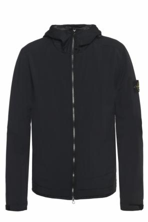 Hooded jacket od Stone Island