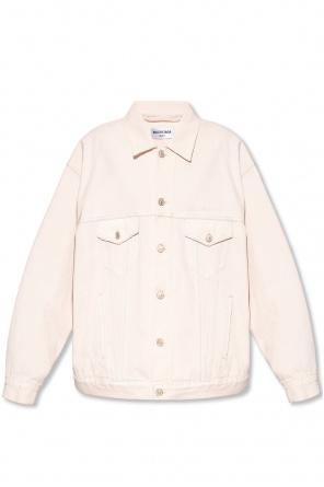 Oversize denim jacket od Balenciaga