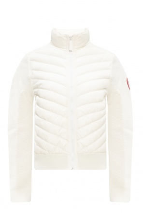 'hybridge' down front sweater od Canada Goose