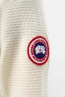 Canada Goose 'Hybridge' down front sweater