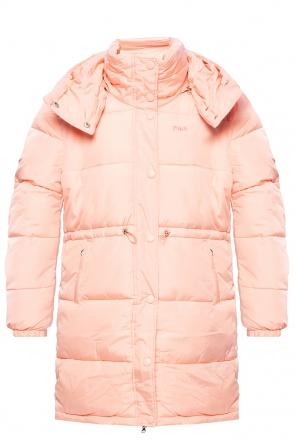 Puffer coat with logo od Fila