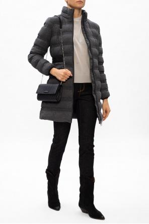 Quilted jacket od EA7 Emporio Armani