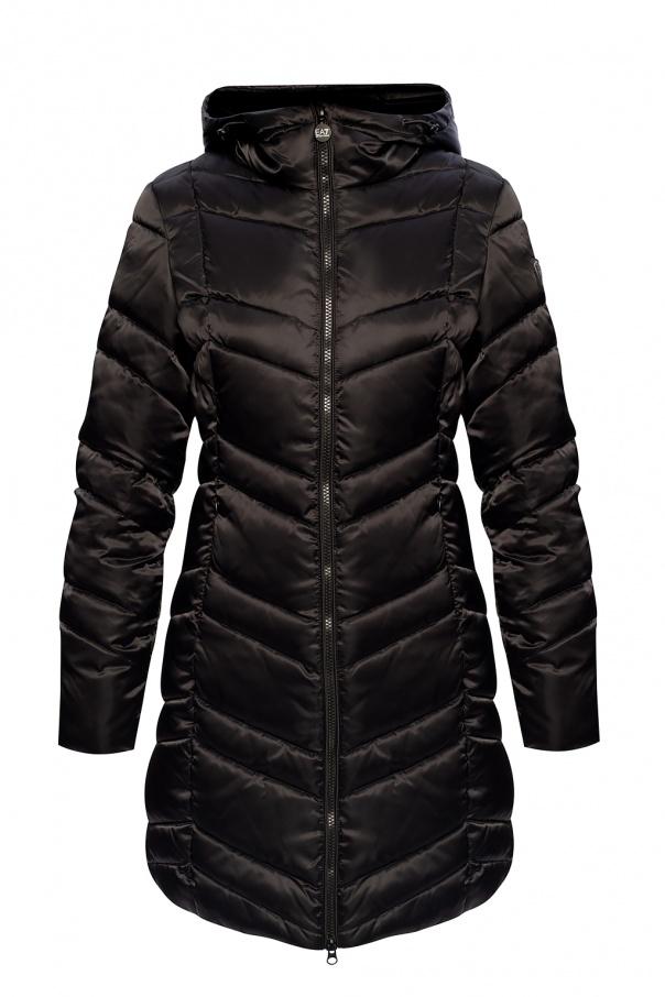 EA7 Emporio Armani Quilted jacket
