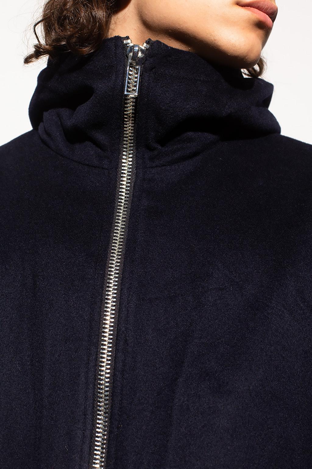 Emporio Armani Hooded jacket