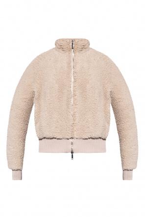 Fur jacket od Emporio Armani