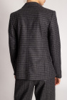 Emporio Armani Checked blazer