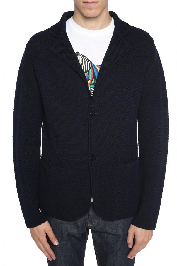 Wool cardigan od Emporio Armani