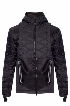 Jacket with detachable vest od EA7 Emporio Armani