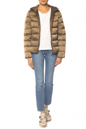Quilted down jacket od EA7 Emporio Armani