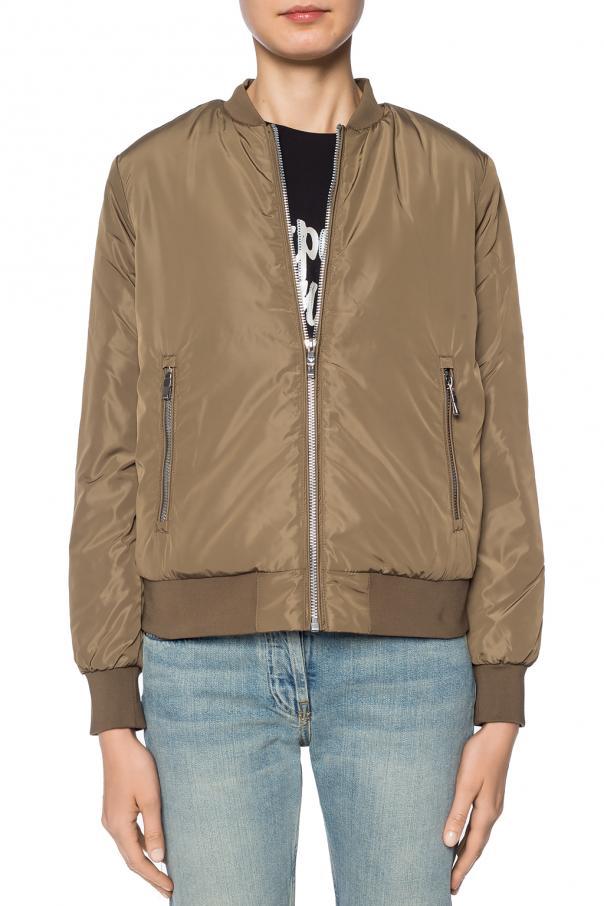 a7723cafc630 Padded bomber jacket EA7 Emporio Armani - Vitkac shop online