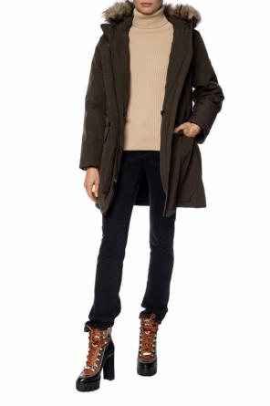 Hooded down jacket od Michael Kors