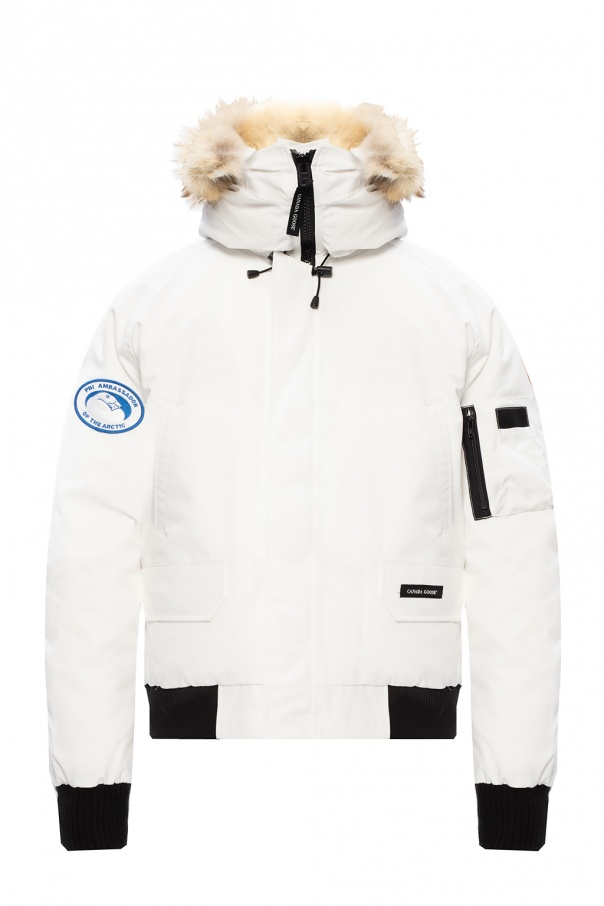 Canada Goose 'Chilliwack' down jacket