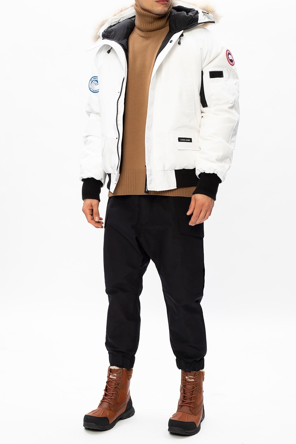 Canada Goose 'Chilliwack' down jacket