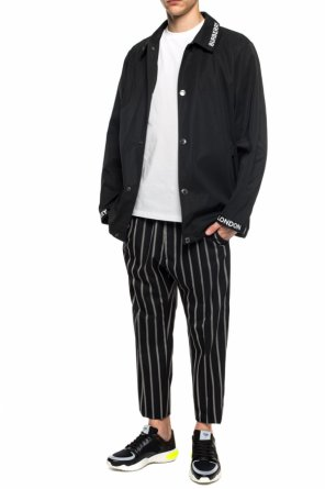 Striped jacket od Burberry