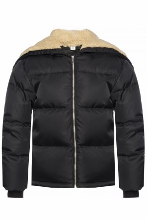 'seafield' quilted down jacket od Burberry