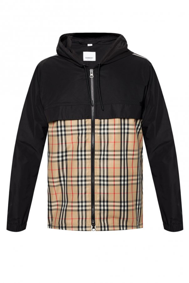 Burberry Hooded jacket